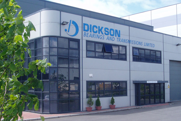 Dickson Bearings and Transmissions
