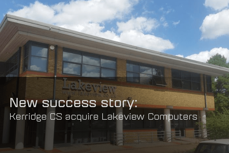 Kerridge CS Acquire Lakeview Computers