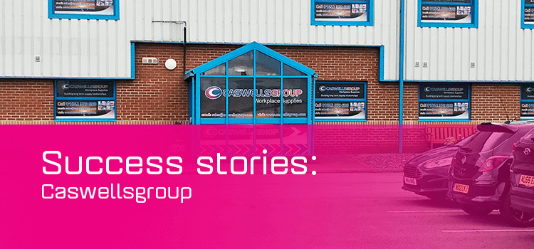 Success Story: Caswellsgroup