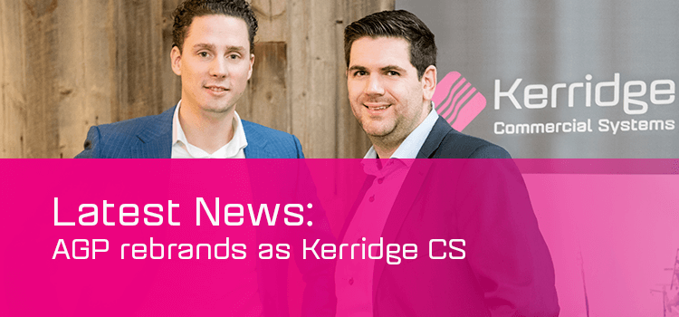 AGP Business Software rebrands as Kerridge Commercial Systems