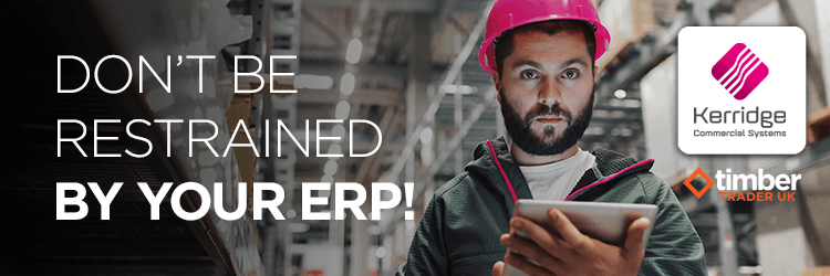 Don't be restrained by your ERP!