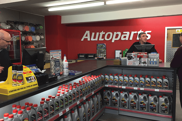 Autoparts (South Wales) Ltd
