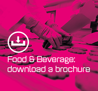Food and Beverage Brochure